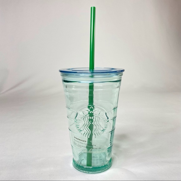 New Starbucks Spain Recycled Glass Cold Traveler